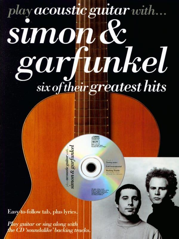 Play Acoustic Guitar With... Simon & Garfunkel - laflutedepan.com