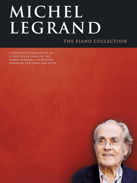 Michel Legrand - The piano collection - laflutedepan.com