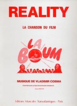 Vladimir Cosma - Realität - Film Boom - Partition - di-arezzo.de