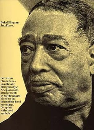 Duke Ellington Jazz Piano - Duke Ellington - laflutedepan.com