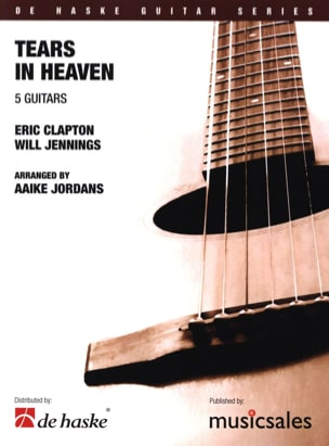 Tears In Heaven Eric Clapton Partition Guitare - laflutedepan