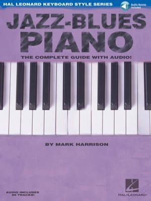 Jazz-Blues Piano Mark Harrison Partition Jazz - laflutedepan