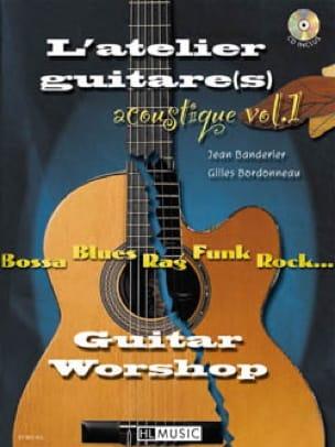 L' Atelier GuitareS Acoustique Volume 1 - laflutedepan.com