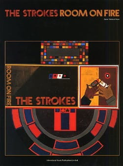 Room On Fire - The Strokes - Partition - Pop / Rock - laflutedepan.com