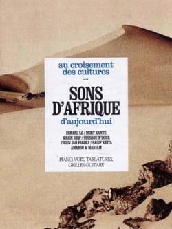 Sons d' Afrique d' Aujourd'hui Partition laflutedepan