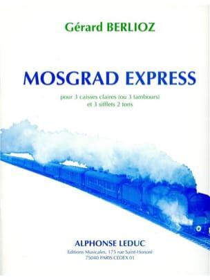Mosgrad Express BERLIOZ Partition laflutedepan