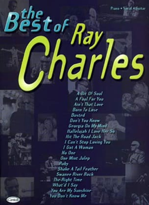 The Best Of Ray Charles Ray Charles Partition Jazz - laflutedepan