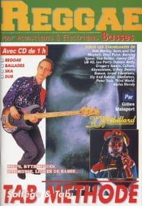 Reggae basses Malapert Gilles / Rébillard Jean-Jacques laflutedepan