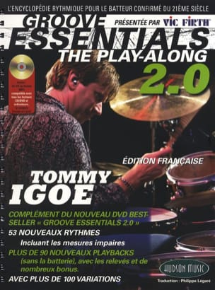 Tommy Igoe - Groove Essentials 2.0 - The Play-Along - Partition - di-arezzo.co.uk