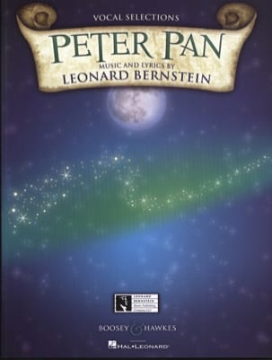 Leonard Bernstein - Peter Pan - Vocal Selections - Partition - di-arezzo.co.uk