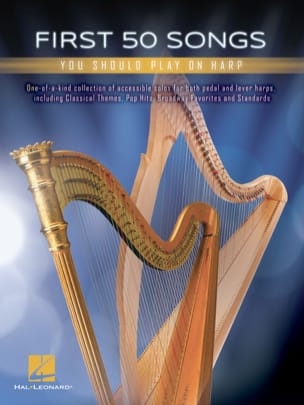 First 50 Pop Hits You Should Play On Harp Partition laflutedepan