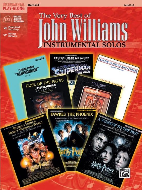 Very Best of John Williams - COR - John Williams - laflutedepan.com