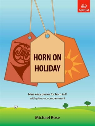 Horn On Holiday Michael Rose Partition Cor - laflutedepan