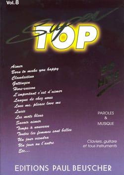 Super top volume 8 - 50 Hits Partition laflutedepan
