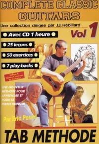 Complete classic guitars volume 1 laflutedepan