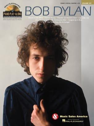 Piano Play-Along Volume 107 - Bob Dylan Bob Dylan laflutedepan