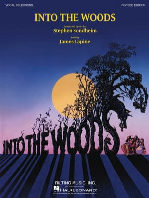 Into the woods - Vocal selections revised édition laflutedepan
