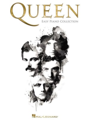 Queen - Easy Piano Collection - Partition - di-arezzo.co.uk