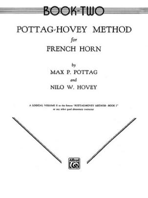 Method For French Horn Volume 2 Pottag M.P. / Hovey N.W. laflutedepan