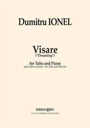Visare Dreaming Dumitru Ionel Partition Tuba - laflutedepan