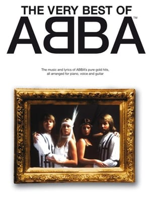 ABBA - The Very Best Of Abba Grand Format - Partition - di-arezzo.co.uk