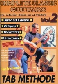 Complete classic guitars volume 2 laflutedepan
