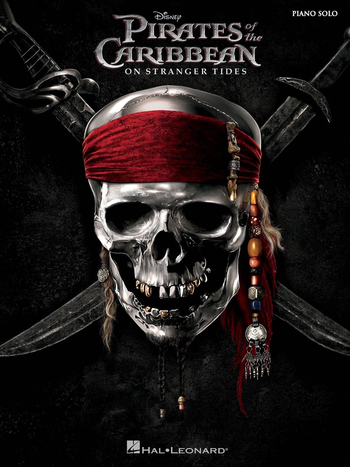Pirates des Caraïbes 4 - La Fontaine de Jouvence - laflutedepan.com