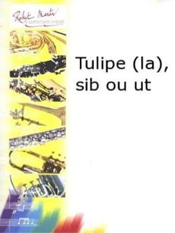 La Tulipe André Ameller Partition Trompette - laflutedepan