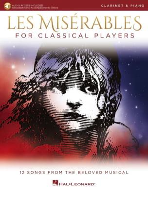 Les Misérables for Classical Players - Clarinette laflutedepan