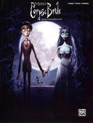 Les Noces Funèbres - Musique du Film Danny Elfman laflutedepan