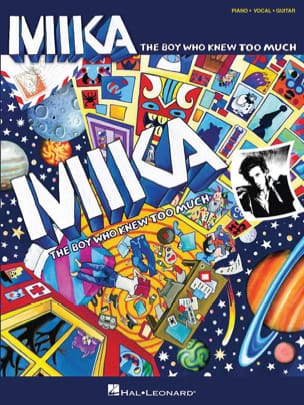 The Boy Who Knew Too Much Mika Partition Pop / Rock - laflutedepan