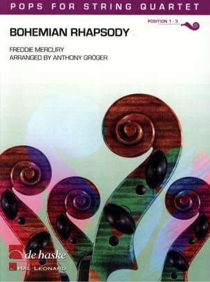 Bohemian Rhapsody - Pops for String Quartet Queen laflutedepan