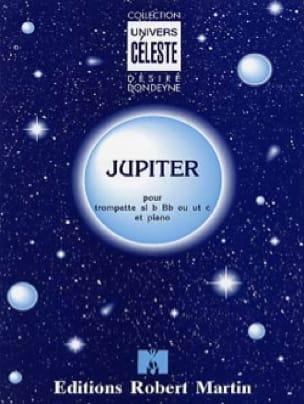 Jupiter - Désiré Dondeyne - Partition - Trompette - laflutedepan.com