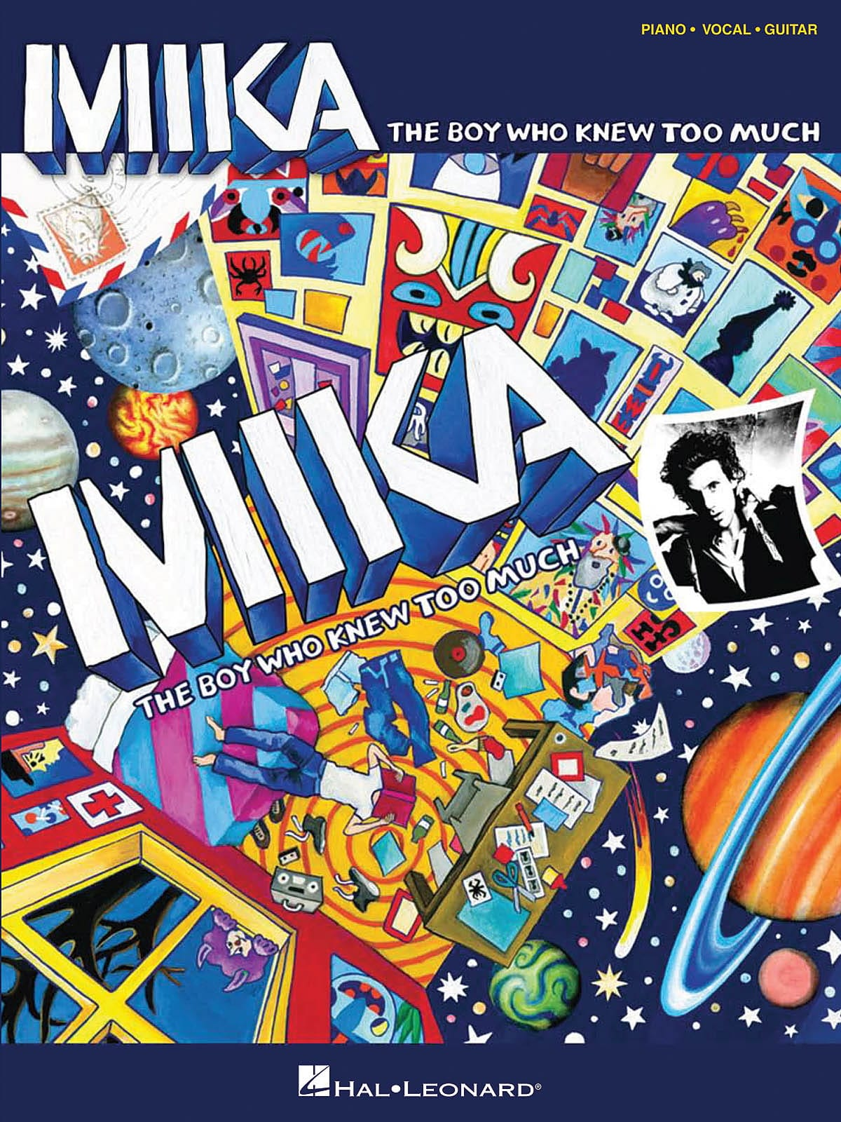 The Boy Who Knew Too Much - Mika - Partition - laflutedepan.com