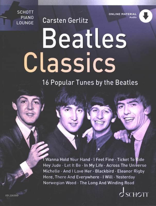 Beatles Classics - BEATLES - Partition - Pop / Rock - laflutedepan.com