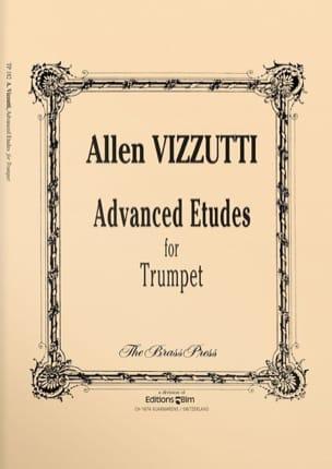 Advanced etudes Allen Vizzutti Partition Trompette - laflutedepan