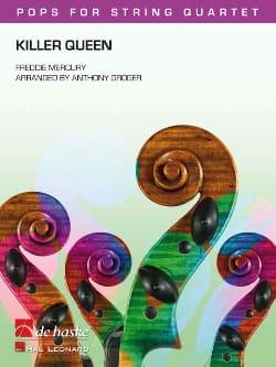 Killer Queen - Pops for String Quartet Queen Partition laflutedepan