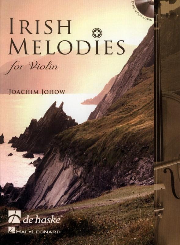 Irish Melodies for violin - Joachim Johow - laflutedepan.com