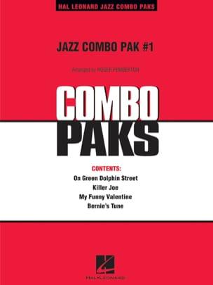 Jazz Combo Pak # 1 Partition ENSEMBLES - laflutedepan