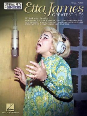 Original Keys for Singers - Greatest Hits Etta James laflutedepan
