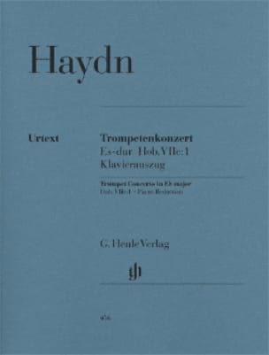 Trumpet Concerto In Eb Major HAYDN Partition Trompette - laflutedepan