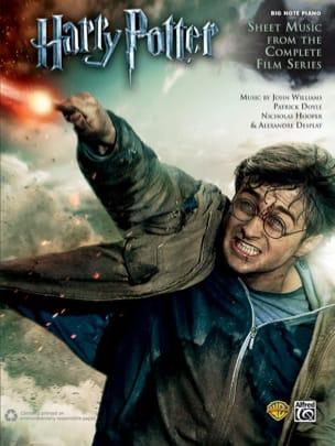 John Williams, Patrick Doyle, Nicholas Hooper & Alexandre Desplat - Harry Potter - La serie completa de películas - Big Note - Partition - di-arezzo.es