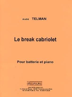 Le break cabriolet - André Telman - Partition - laflutedepan.com