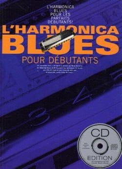 L' Harmonica Blues Pour Débutants - Partition - laflutedepan.com