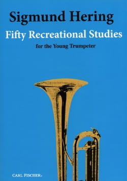 Fifty Recreational Studies for the Young Trumpeter laflutedepan