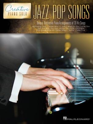 Creative Piano Solo - Jazz Pop Songs Partition Jazz - laflutedepan