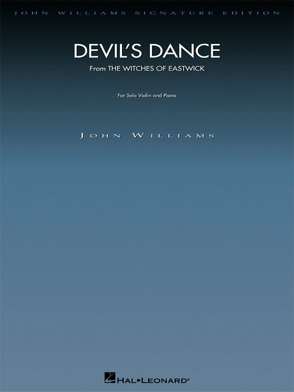 Devil's Dance From The Witches Of Eastwick - laflutedepan.com