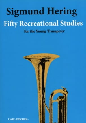 Fifty Recreational Studies for the Young Trumpeter - laflutedepan.com