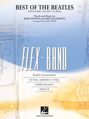 Best of the Beatles - FlexBand BEATLES Partition laflutedepan