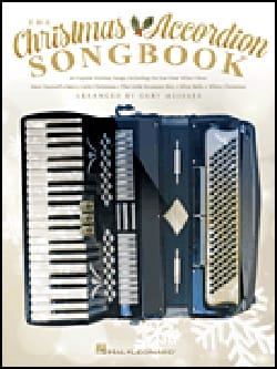 The Christmas Accordion Songbook Noël Partition laflutedepan